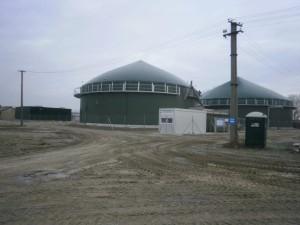 Bioplynová stanica Gabčíkovo