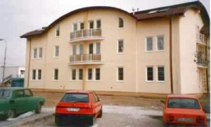 Bytový dom Šaľa-Veča